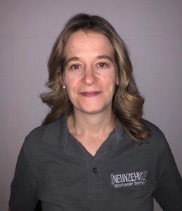Sandra Rieger Jugendleiterin