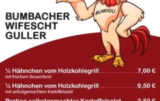 Bombacher Wifescht Guller Flyer